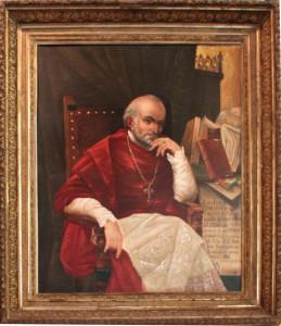 Obispo Francisco Marroquín